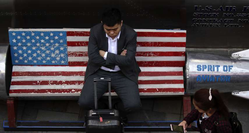 個人建立緊密關係,政府採行強硬路線 川普對北京祭出「雙軌外交戰略」