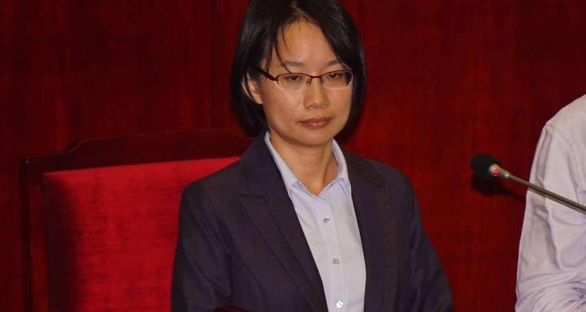 「吳音寧只是應付質疑的反應比較慢」 陳吉仲:她的績效、改革絕對比韓國瑜好