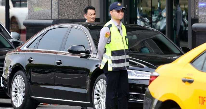 李翔宙、傅永茂都擔任過 幻象2000首位特技飛官柳惠千任府副侍衛長