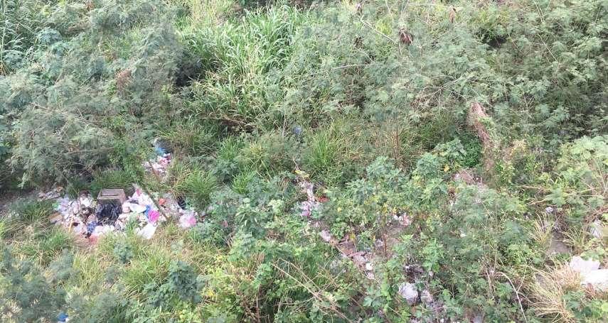 違法濫倒停不了 事業廢棄物最終處置已成難題