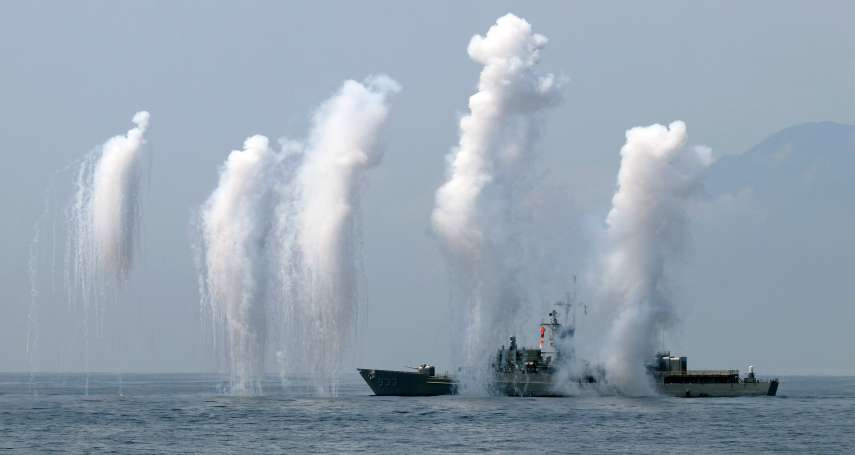提升不對稱作戰能量!海軍編316億籌建「微型飛彈突擊艇」