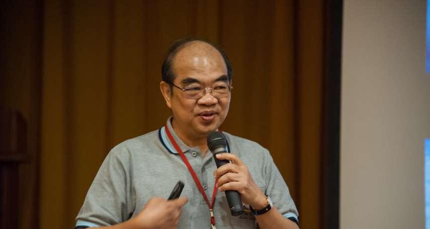 控訴吳茂昆自加年薪近500萬元 東華教授明擬提告貪污