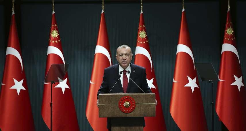土耳其「超級總統」將提前誕生!等一年半太久了,艾爾多安宣布6月舉行大選