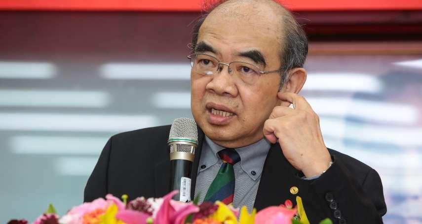 劉性仁觀點:德行難服人,吳茂昆真的不適任教育部長