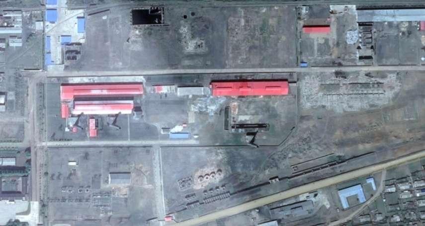 金正恩的核武機密》美國智庫揭露北韓神祕工廠,疑生產核武原料「高純石墨」