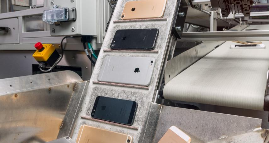 1小時銷毀200台iPhone!蘋果啟用新款「回收機器人」倡環保,卻惹環團批:本末倒置!