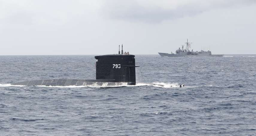 新新聞》美方還沒批可,新潛艦裝備輸出許可會來自某小島?