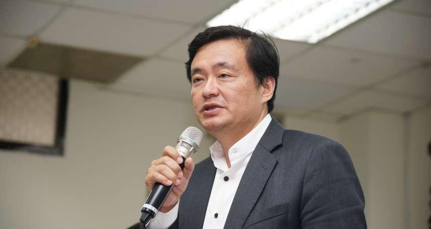 「感謝黨內體認年底選戰挑戰」洪耀福:715可以快樂來投票,因為投1票就當選