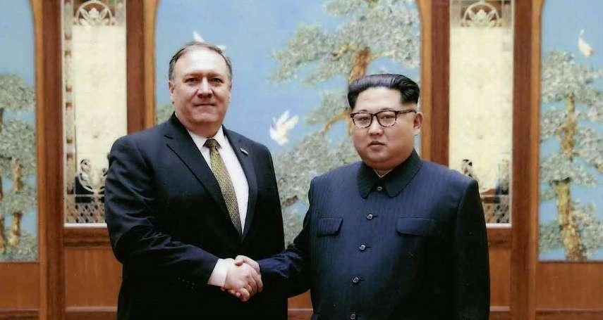 金正恩:我不是會發射核彈的人;只要美國不入侵,北韓就棄核
