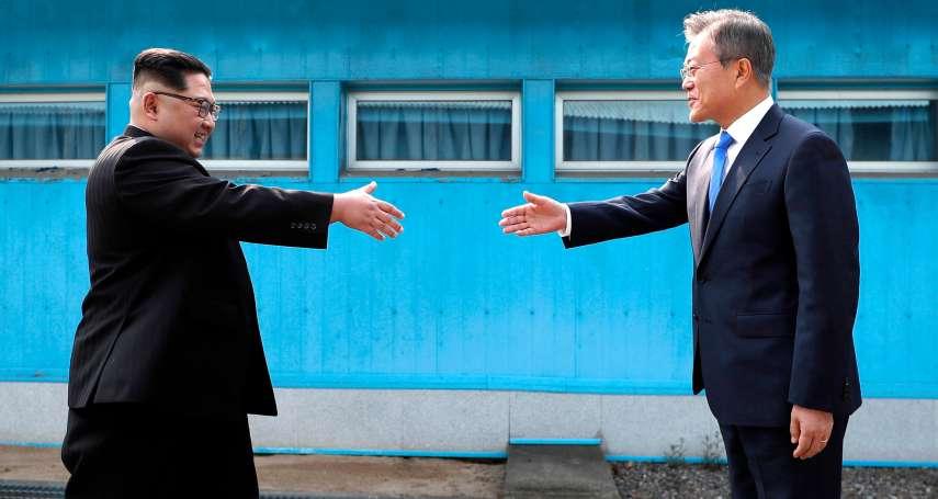 板門店峰會》文金會舉世注目 180家外媒湧入南韓採訪 人數超越前兩次峰會