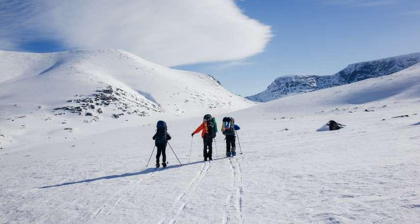極圈氣候有多可怕?凍到手指發黑、回國視力驟降,資深探險家道出驚險遭遇、令人倒抽口氣