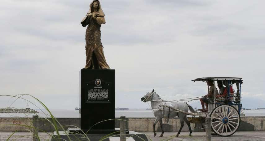 為了金援出賣歷史》贊成拆除馬尼拉慰安婦銅像 菲律賓總統杜特蒂:別再羞辱日本啦!