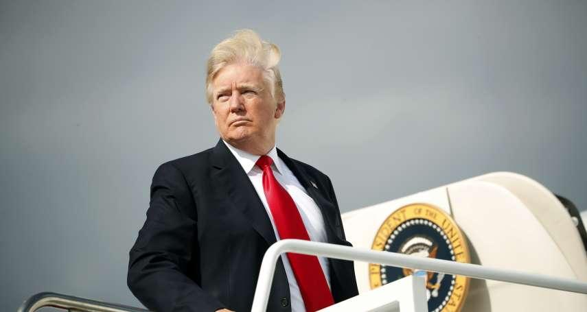 你覺得他該拿諾貝爾和平獎嗎?共和黨眾議員提名川普為諾獎候選人