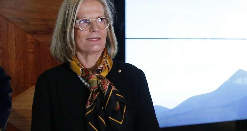 馬克宏竟誇澳洲總理夫人「Delicious」!?法國總統是口誤還是「本性難移」