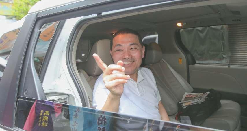 蘇貞昌承諾解決A7合宜宅污水 侯友宜:選戰到了才要解決,對市民很不公平!