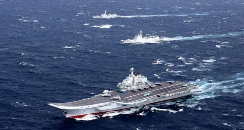 中國要把遼寧艦賣給「鐵桿兄弟」巴基斯坦?《環時》忙澄清:這是我們的寶貝,不可能賣