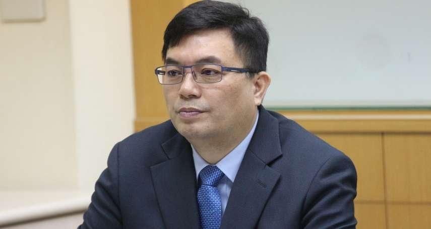 蔡英文回任黨主席》執掌英系智庫熟悉黨內運作 洪耀南接任主席特助