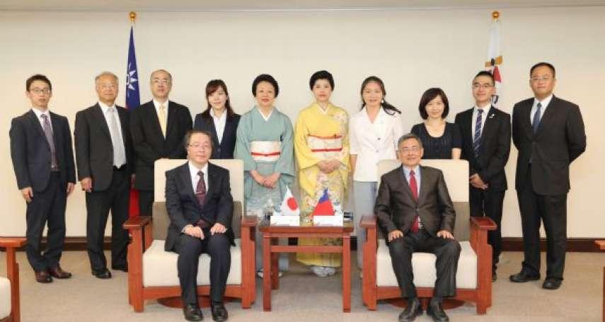 追思八田與一 金澤市訪團台南辦美食工藝展