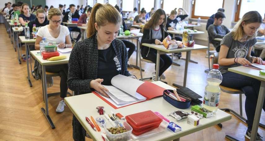 考太難怎麼辦?德國高中畢業考英文試題太難,考生連署請願「放寬評分標準」