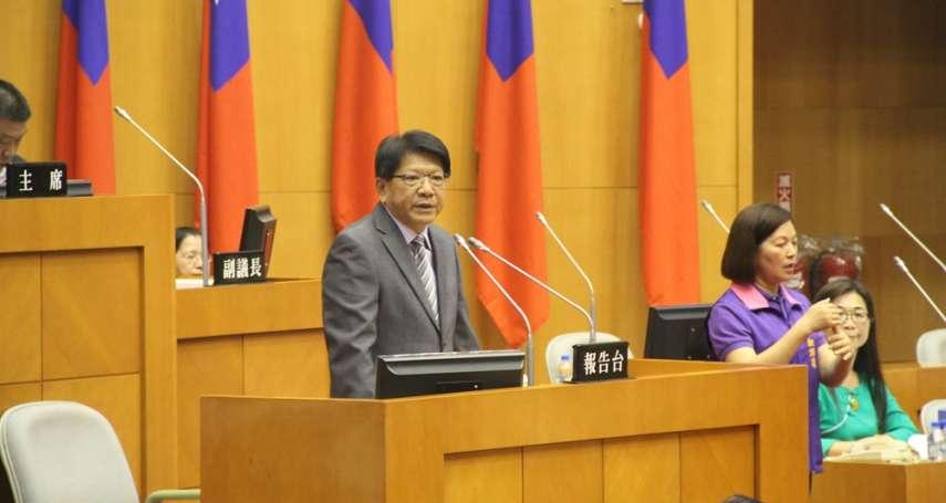 潘孟安施政報告 屏東政績三年有成