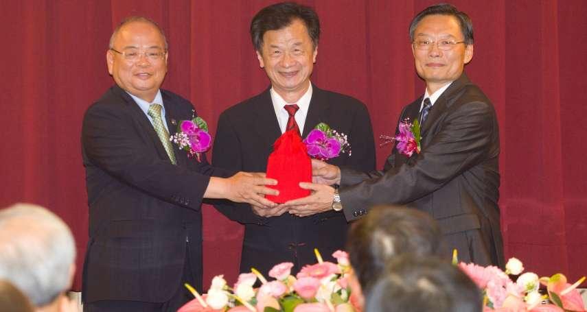 江惠民接任檢察總長 期勉檢察官勇於面對冤錯案