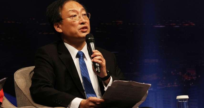 吳志中任駐法代表 徐斯儉接外交部政次