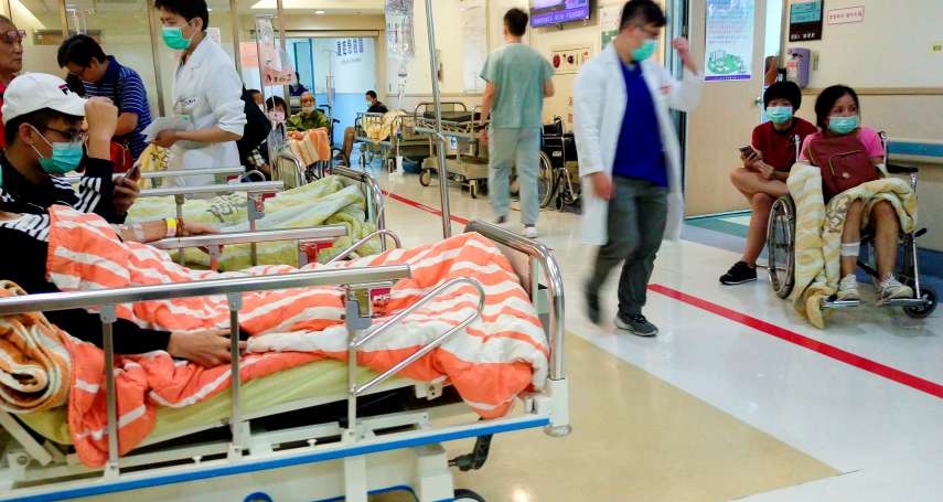 美國學生台灣掛急診超有感 貼文訴說台灣健保有「多恐怖」