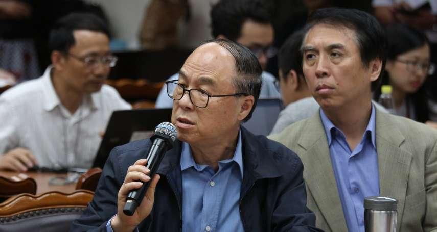 擔任民代38年 資深藍委蔣乃辛宣布不再競選連任