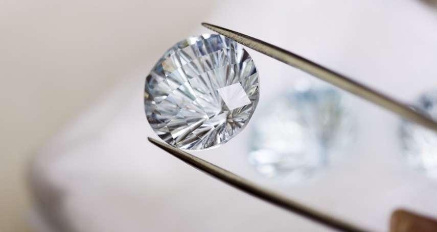 鑽石要跌價了?科學家在實驗室「養出」大鑽石!比天然的更純、更便宜,還不用血汗勞工挖