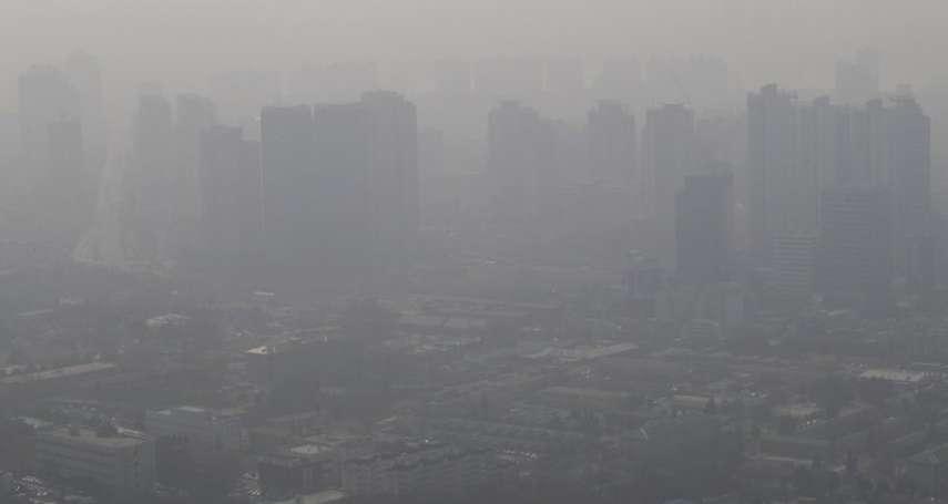 空污有多可怕?有毒粒子深入你的每個器官、損害所有細胞!最新研究:都市居民心臟含數十億顆懸浮微粒