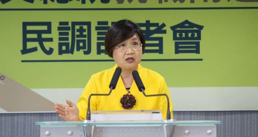 高雄市長辯論》徐佳青:韓國瑜詰問被死當,許淑華自承心往下沉