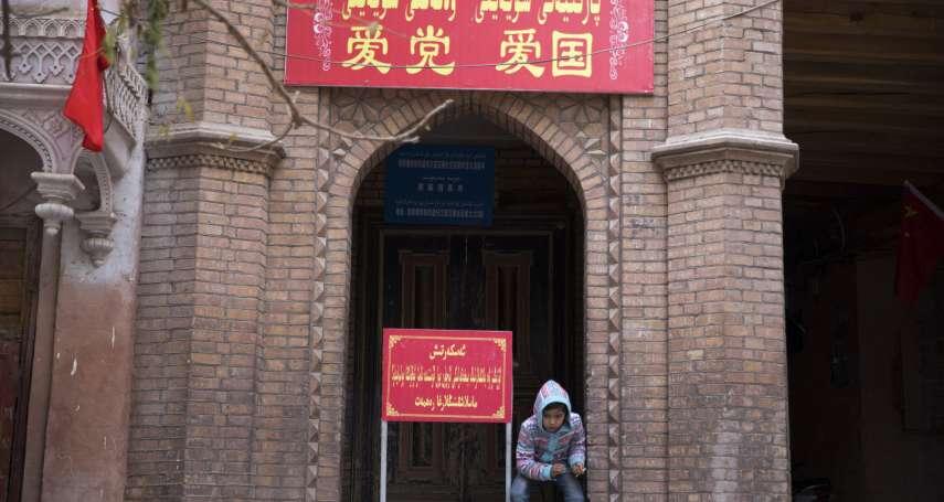 中共地位超越阿拉!「愛國是信仰的一部分」 中國推動「四進」清真寺運動