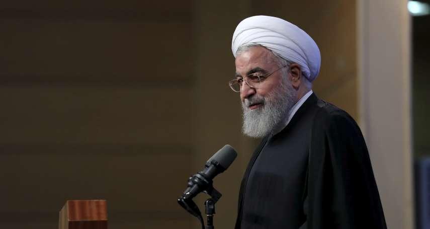 比官方通報確診人數多100倍! 伊朗總統魯哈尼:2500萬人感染新冠肺炎