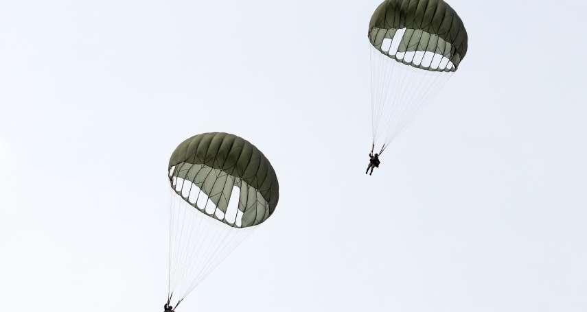 疑吃風不足!陸軍特戰隊屏東跳傘 2人墜地腰椎骨折