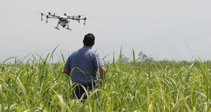 農業缺工救星!日本用無人機播種,10分鐘搞定2分地!還動了「聰明小手腳」不怕鳥偷吃