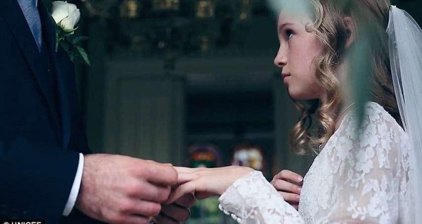 現代奴隸悲歌》挨揍、強暴、無盡的勞役…英國童婚新娘泣訴:丈夫拿刀割開我的陰道行房,我懷孕依舊逃不過虐待!