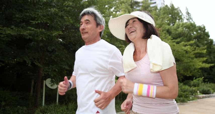 長壽專欄作家:散散步、走走路,沒達到「333」運動標準,也對老人家健康很有幫助