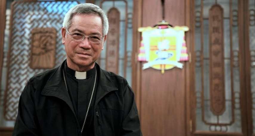 《德國之聲》專訪台灣主教:台梵關係穩固,「教宗絕對不會放棄我們」