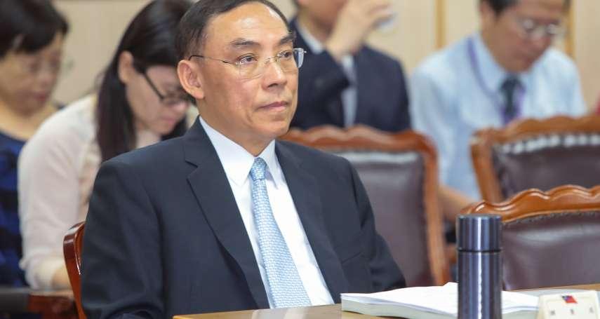 毒品犯罪氾濫、羈押取供……蔡清祥接法務部長 律師全聯會提7大建言