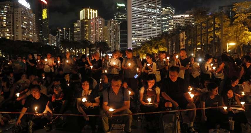 「中國領土僅存合法六四集會」遭禁!港、澳今年難見悼念燭光