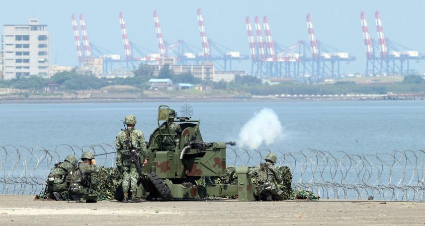 台海關係生變,國軍明年重啟「戰備月」!強化部隊戰技,加強聯合作戰