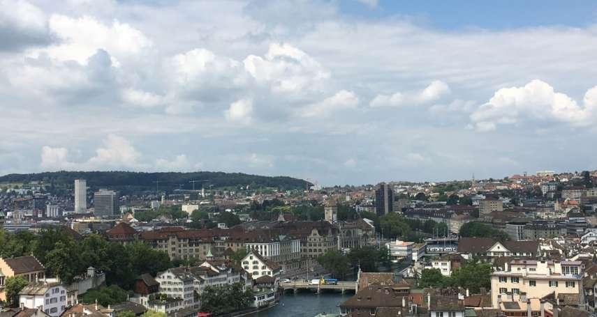 為何傅達仁要遠赴瑞士安樂死?一個住瑞士台灣人點出「安樂死」在生命另一種可能性
