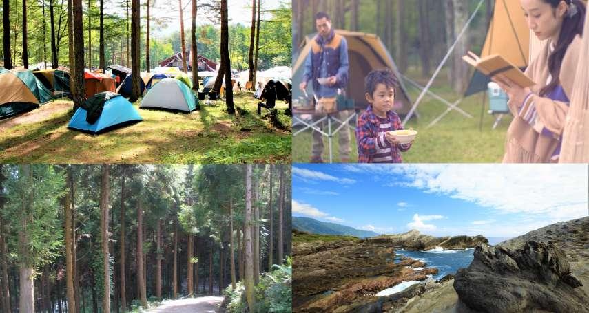 夏天去哪最消暑?盤點全台5大「包山包海」絕美露營地,賞螢、潛水、森林派對通通一次滿足