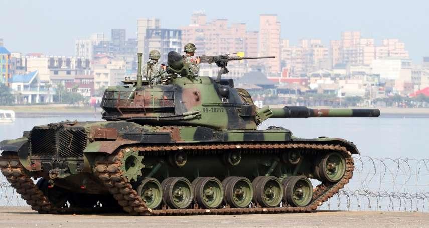 遭2戰車夾傷 陸軍564旅1士官內臟破裂