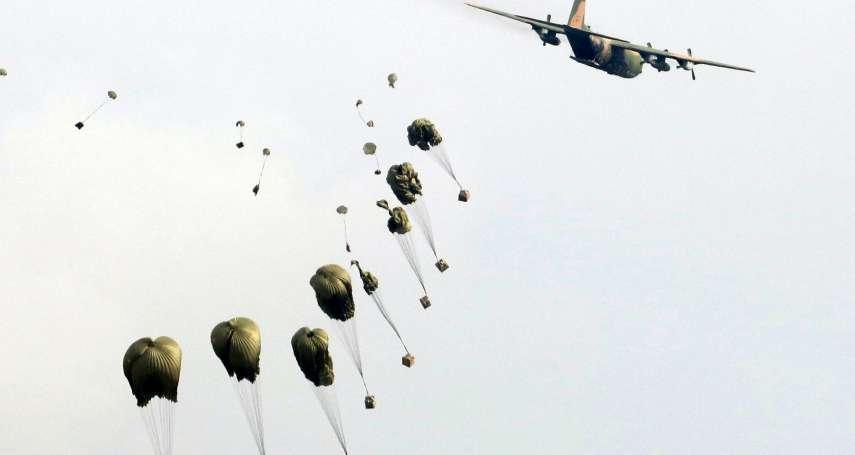 揭仲專欄:國防軍能提高國軍聯合作戰效能?