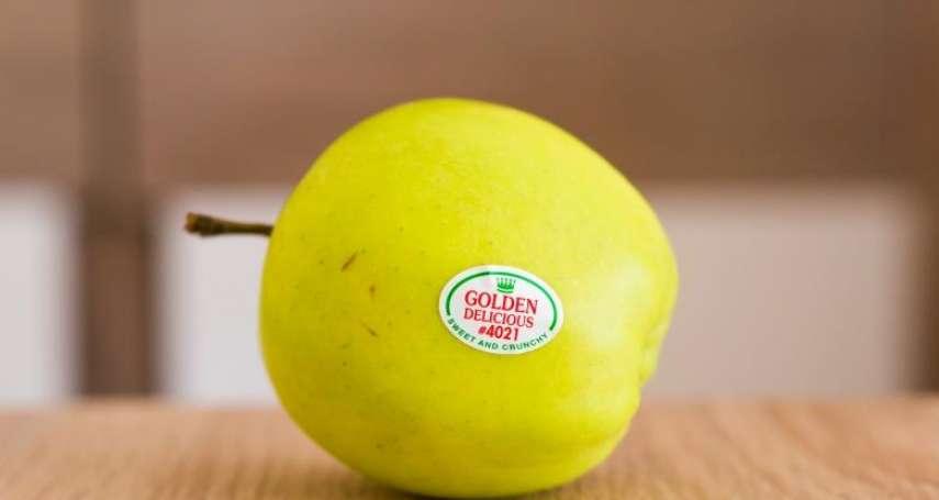 【小知識】進口水果印有4位碼貼紙是什麼?從PLU碼解水果身分之謎