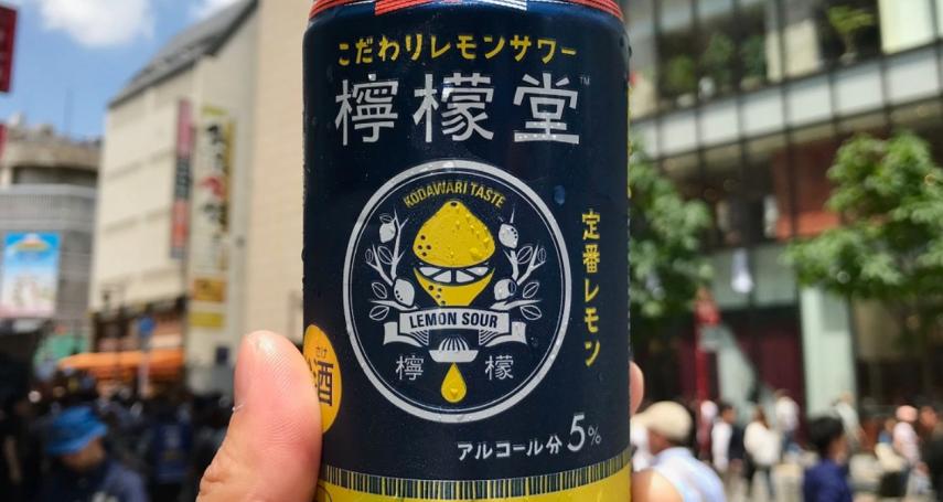 要去日本玩的別錯過!可口可樂132年來首度推出「酒精飲」,3款氣泡檸檬感覺超美味!