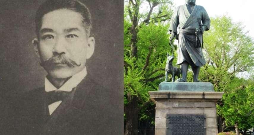 身為明治維新功臣之子的他,竟與台灣有這樣一段因緣!整治宜蘭河有功的西鄉菊次郎