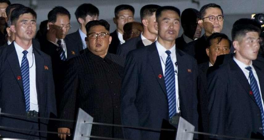 想要成為隨金正恩座車慢跑的隨扈,除了武藝高超,還要相貌長得好!專家揭秘北韓超嚴密三層維安