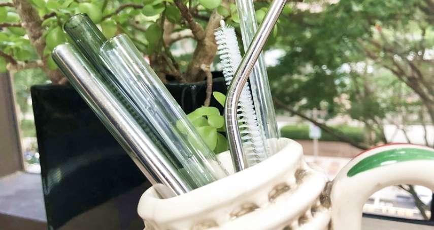 為何政府要減用塑膠吸管?他舉這些例子,告訴你「影響環境卻不用負責」有多可怕
